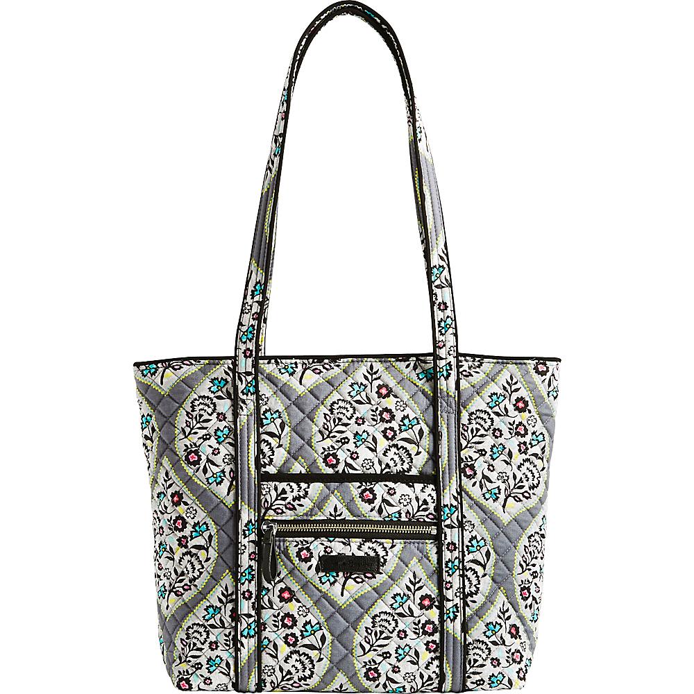 Vera Bradley Iconic Small Vera Tote Heritage Leaf - Vera Bradley Fabric Handbags - Handbags, Fabric Handbags