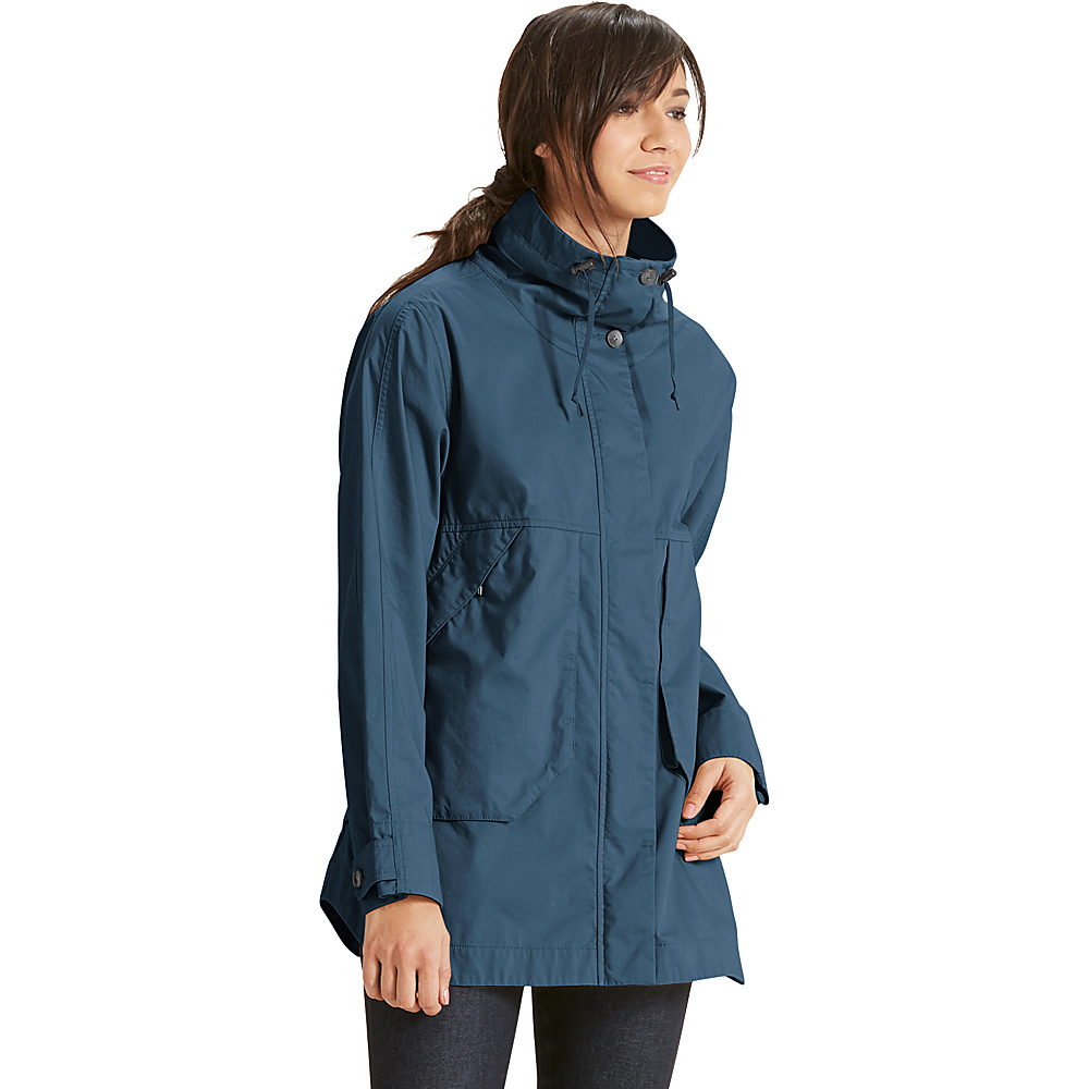 NAU Clothing Womens Introvert Jacket M - Space - NAU Clothing Womens Apparel - Apparel & Footwear, Women's Apparel