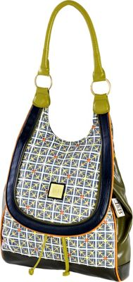 Inky & Bozko Day Tripper Backpack Tote Day Tripper - Inky & Bozko Fabric Handbags