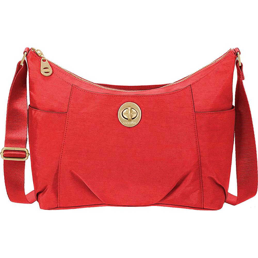 baggallini Bahia Hobo Hibiscus - baggallini Fabric Handbags - Handbags, Fabric Handbags