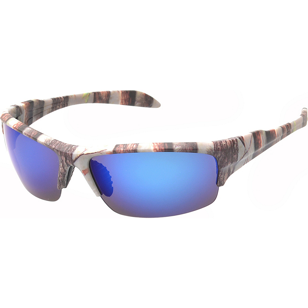 SW Global Danville Half Jacket Fashion Sunglasses Grey - SW Global Eyewear - Fashion Accessories, Eyewear