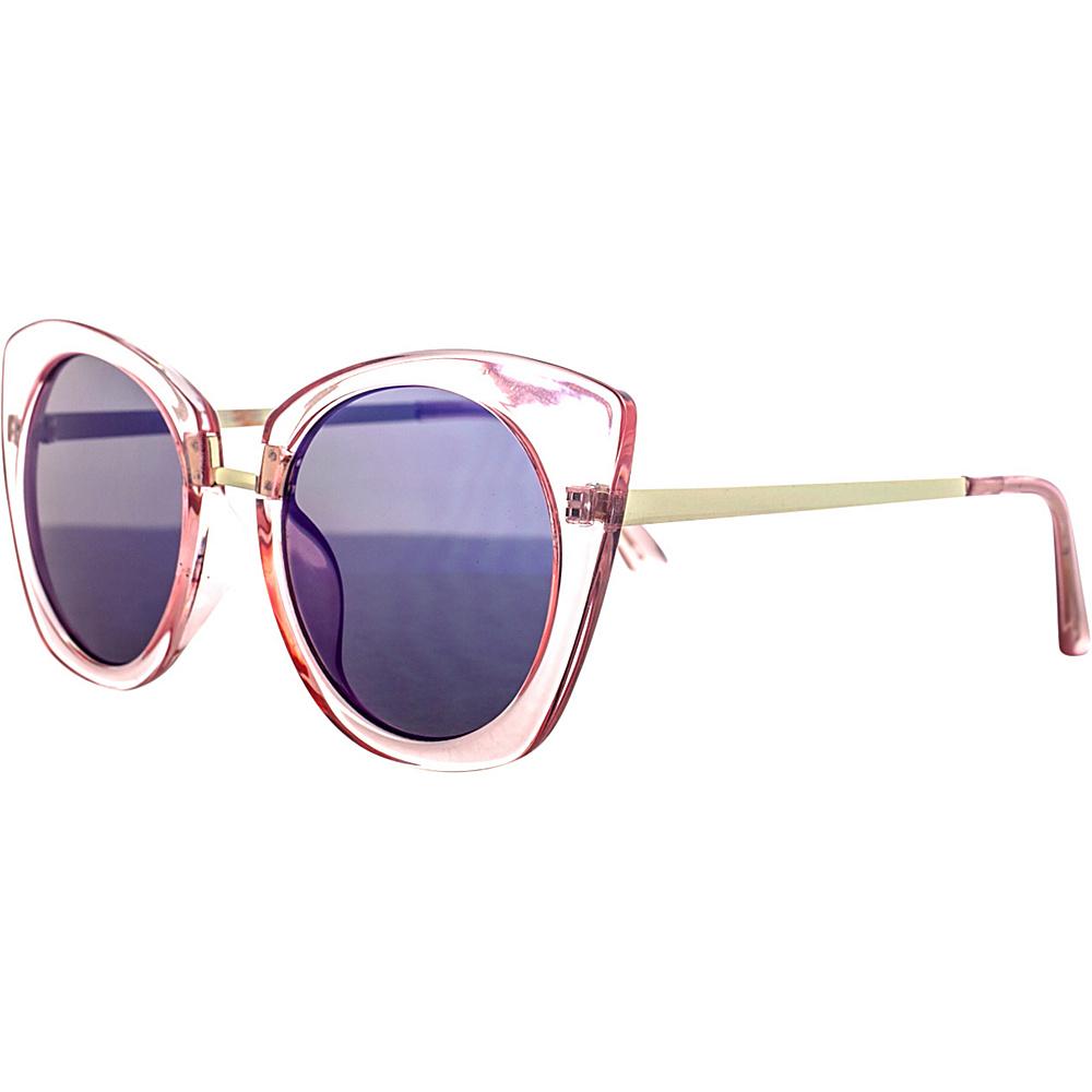 SW Global Classic Double Bridge Aviator UV400 Sunglasses Blue - SW Global Eyewear - Fashion Accessories, Eyewear