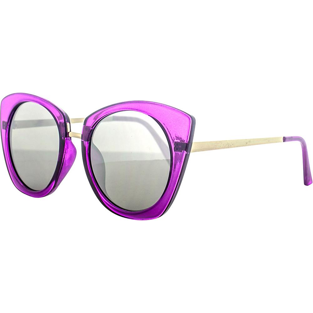 SW Global Classic Double Bridge Aviator UV400 Sunglasses Silver - SW Global Eyewear - Fashion Accessories, Eyewear