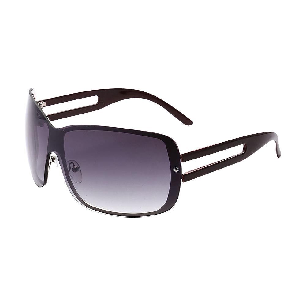 SW Global Womens Classic Elegance Oversized Fashion UV400 Sunglasses Black Gradient - SW Global Eyewear - Fashion Accessories, Eyewear