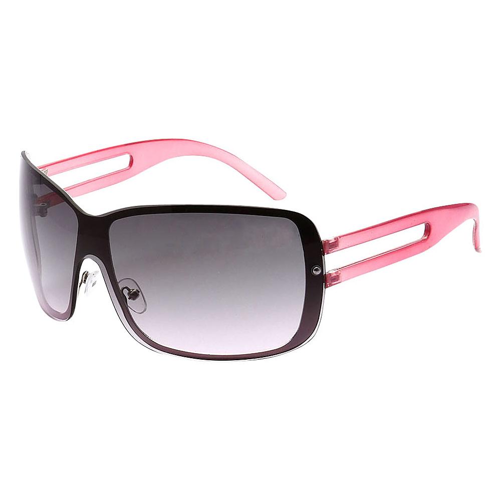 SW Global Womens Classic Elegance Oversized Fashion UV400 Sunglasses Red Gradient - SW Global Eyewear - Fashion Accessories, Eyewear