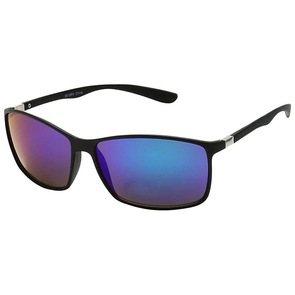 SW Global True Sight Ultra Light Reflective Lens Sport Sunglasses+G741 Blue - SW Global Eyewear - Fashion Accessories, Eyewear