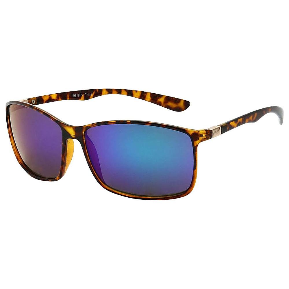 SW Global True Sight Ultra Light Reflective Lens Sport Sunglasses+G741 Brown - SW Global Eyewear - Fashion Accessories, Eyewear
