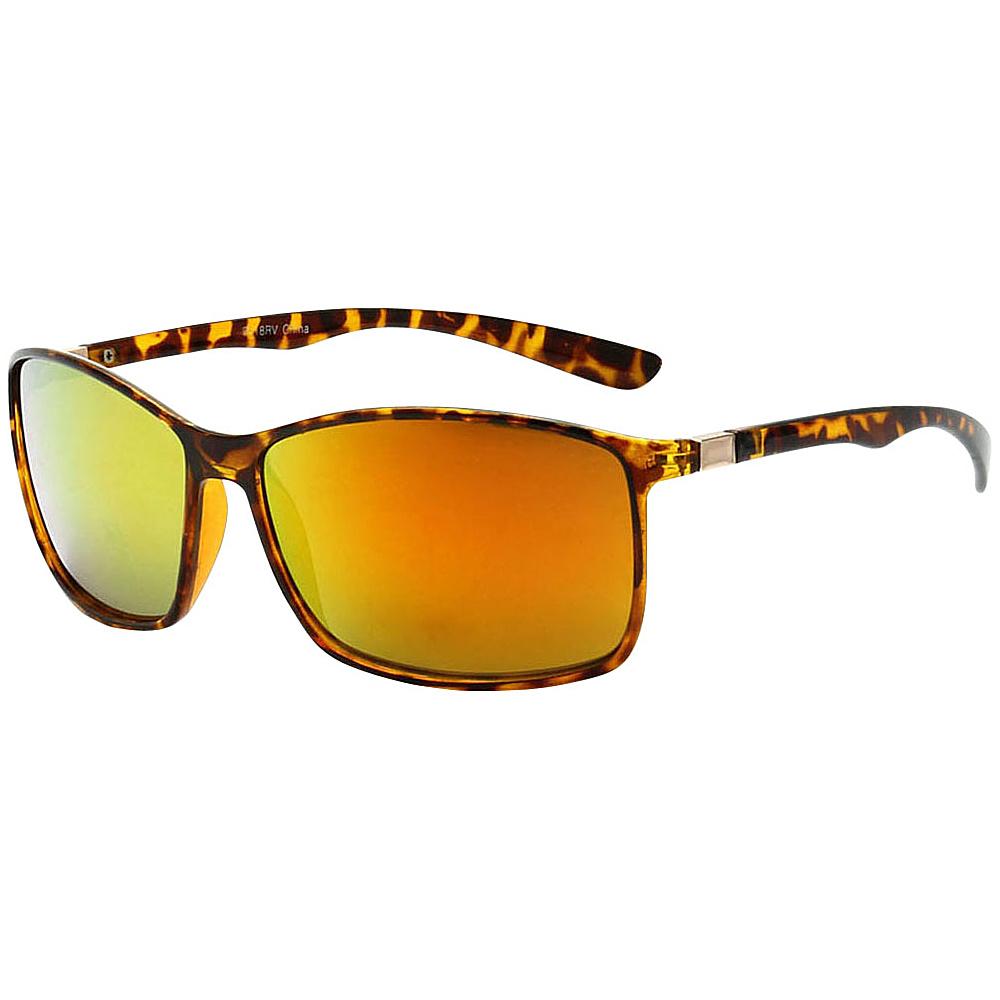 SW Global True Sight Ultra Light Reflective Lens Sport Sunglasses+G741 Yellow - SW Global Eyewear - Fashion Accessories, Eyewear