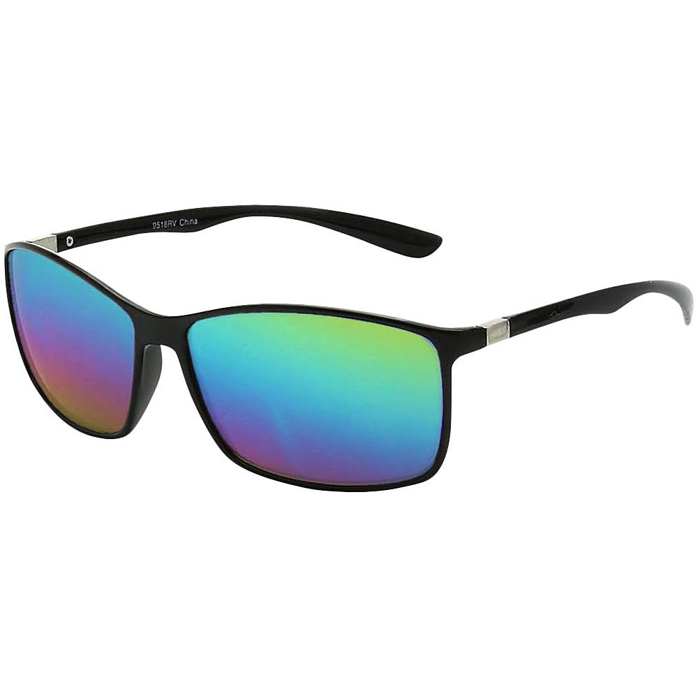 SW Global True Sight Ultra Light Reflective Lens Sport Sunglasses+G741 Multi - SW Global Eyewear - Fashion Accessories, Eyewear