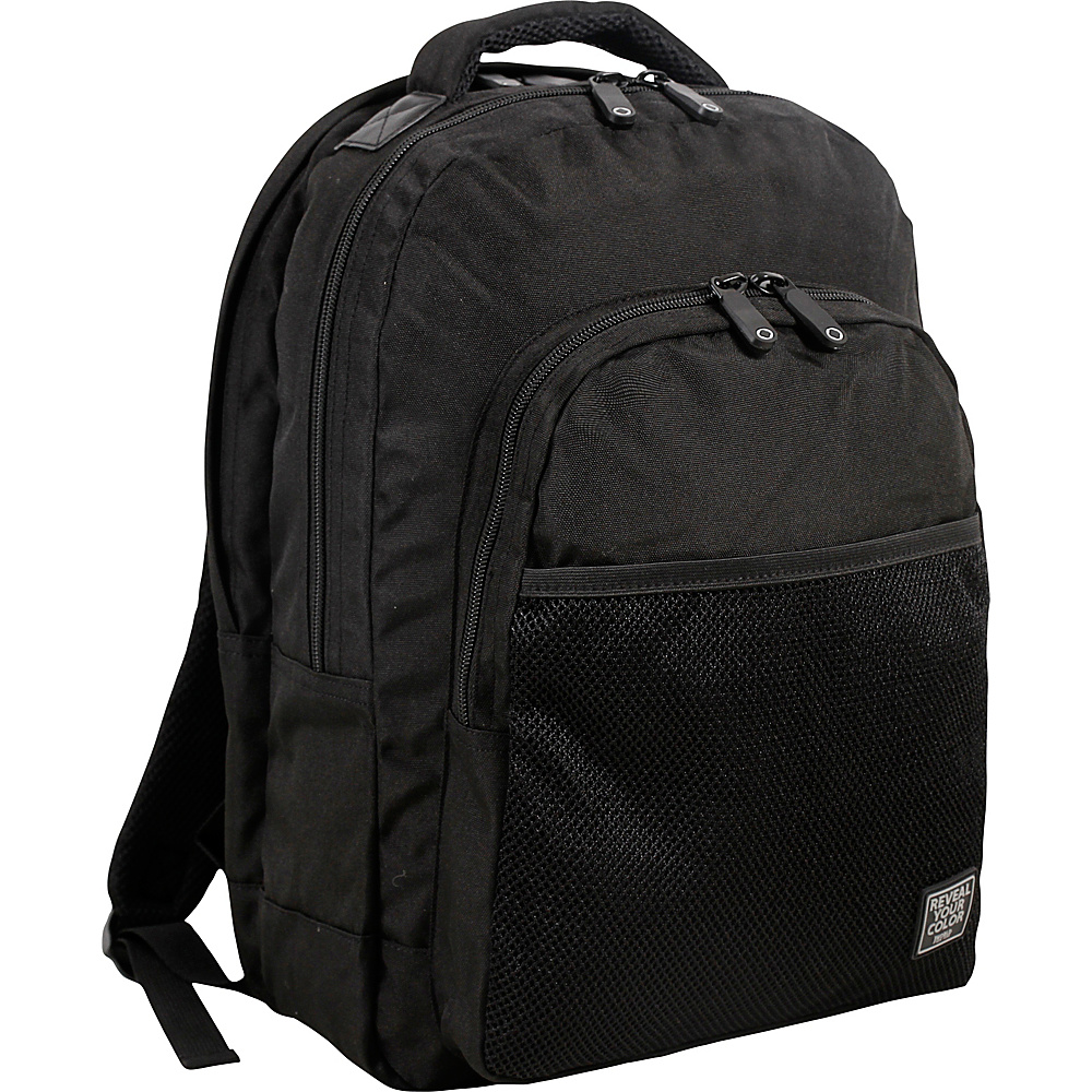 J World New York Primo Laptop Backpack Black - J World New York Laptop Backpacks - Backpacks, Laptop Backpacks
