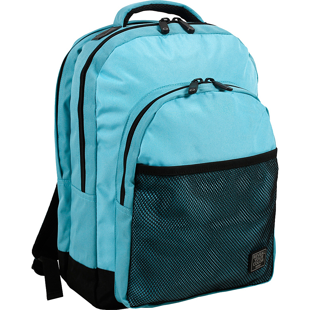 J World New York Primo Laptop Backpack Seafoam - J World New York Laptop Backpacks - Backpacks, Laptop Backpacks