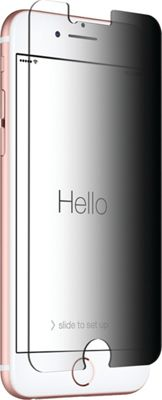 ZNitro Glass Privacy Screen Protector for iPhone 7 Plus Clear - ZNitro Electronic Cases