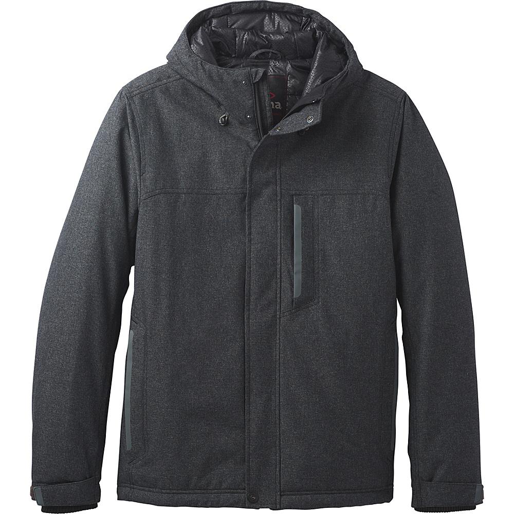 PrAna Edgemont Jacket S - Black Heather - PrAna Womens Apparel - Apparel & Footwear, Women's Apparel
