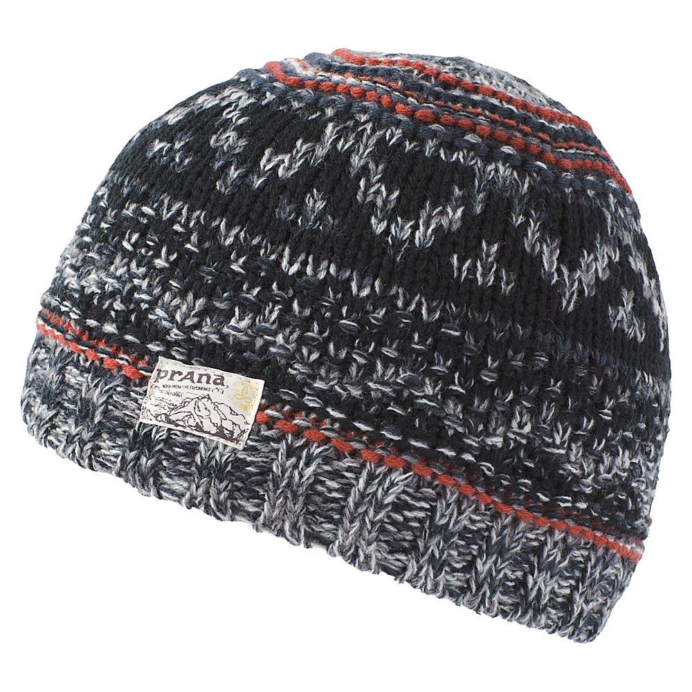 PrAna Payne Beanie One Size - Black - PrAna Hats - Fashion Accessories, Hats
