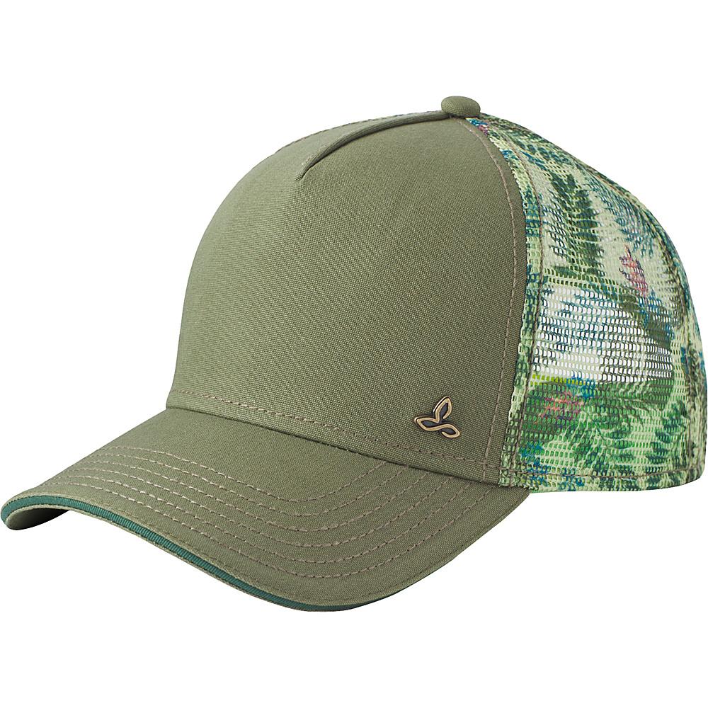 PrAna Idalis Trucker One Size - Turtle Green - PrAna Hats - Fashion Accessories, Hats