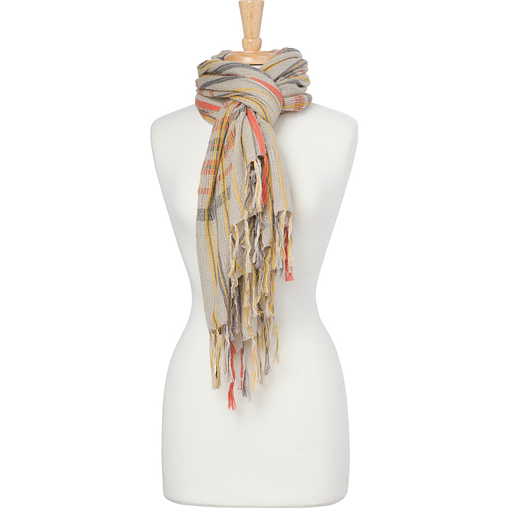 PrAna Lea Scarf Stone - PrAna Scarves - Fashion Accessories, Scarves