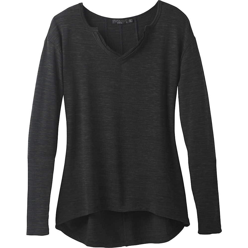 PrAna Blythe Pullover S - Charcoal - PrAna Womens Apparel - Apparel & Footwear, Women's Apparel