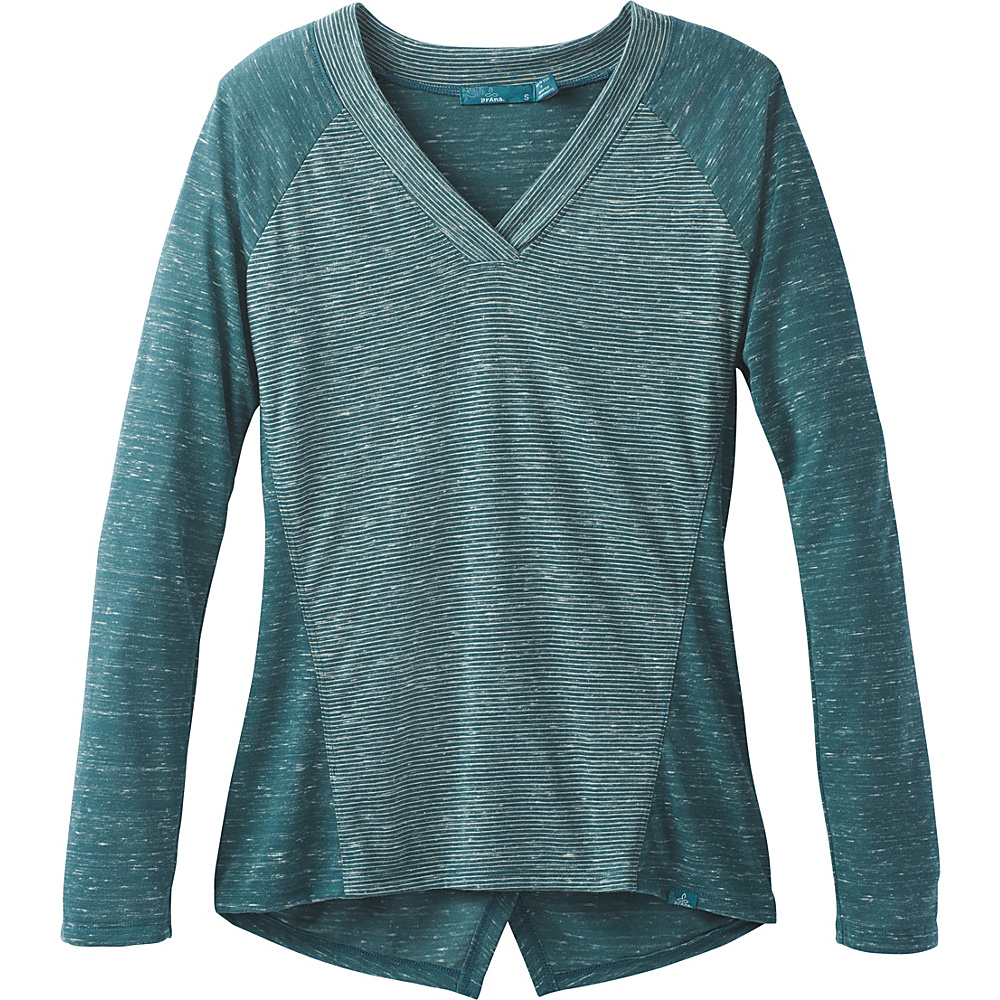 PrAna Jinny Top XL - Deep Balsam - PrAna Mens Apparel - Apparel & Footwear, Men's Apparel