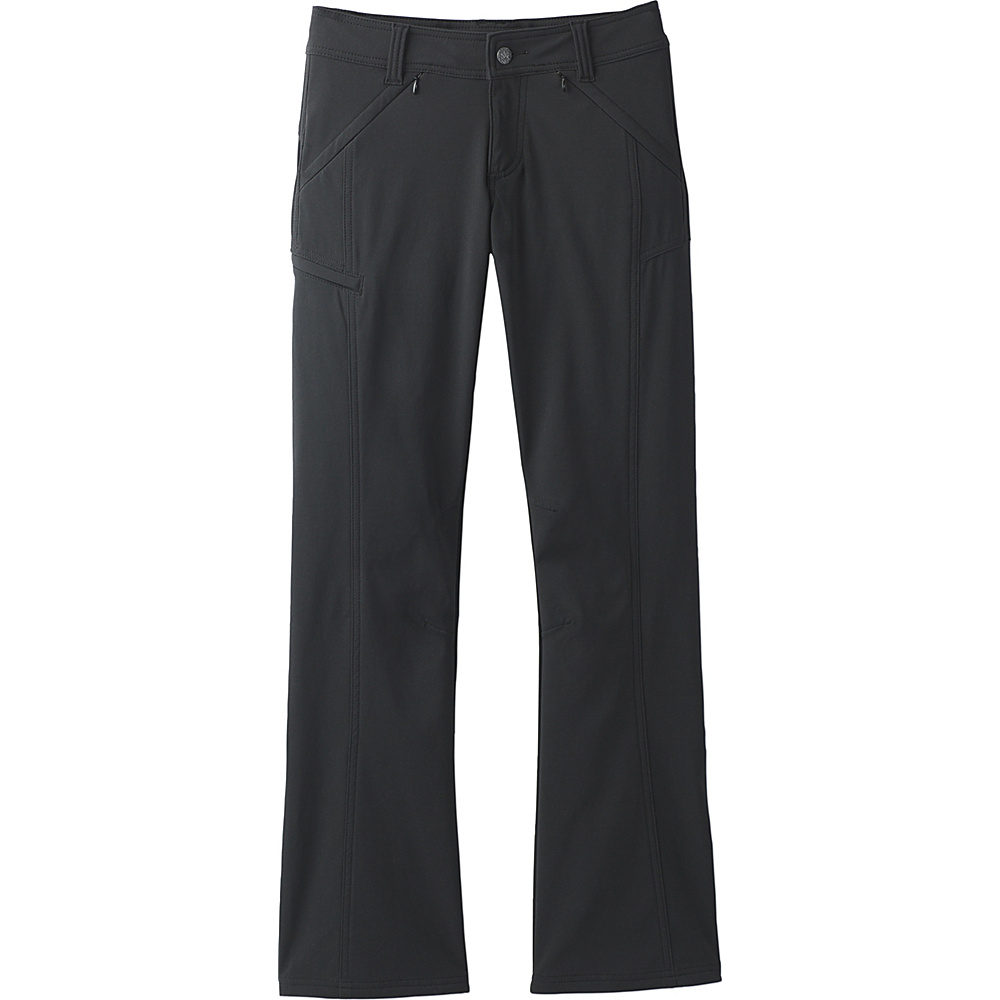 PrAna Winter Hallena Pant 8 - Black - PrAna Womens Apparel - Apparel & Footwear, Women's Apparel