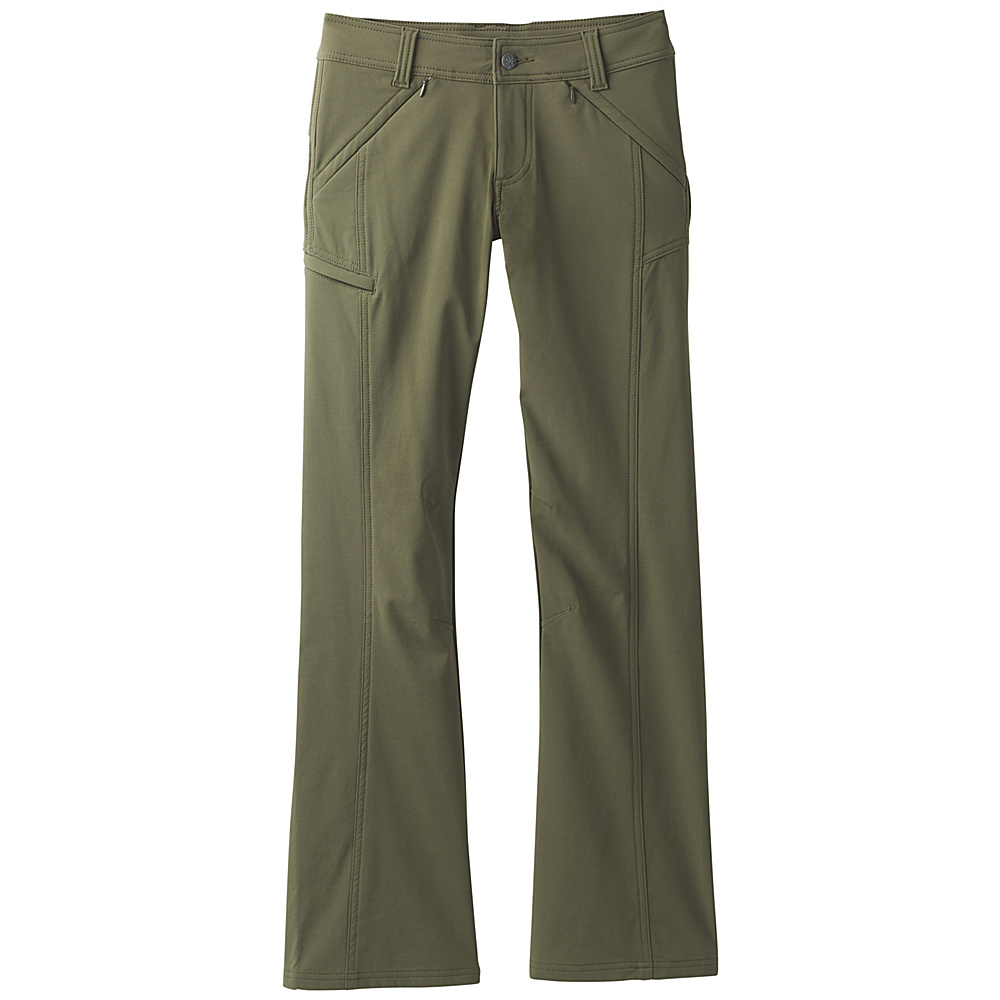 PrAna Winter Hallena Pant 8 - Cargo Green - PrAna Womens Apparel - Apparel & Footwear, Women's Apparel