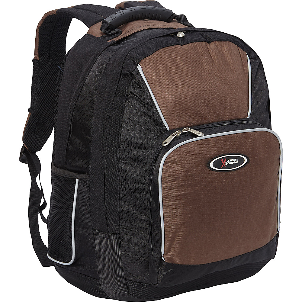Everest Laptop Backpack Brown - Everest Laptop Backpacks - Backpacks, Laptop Backpacks