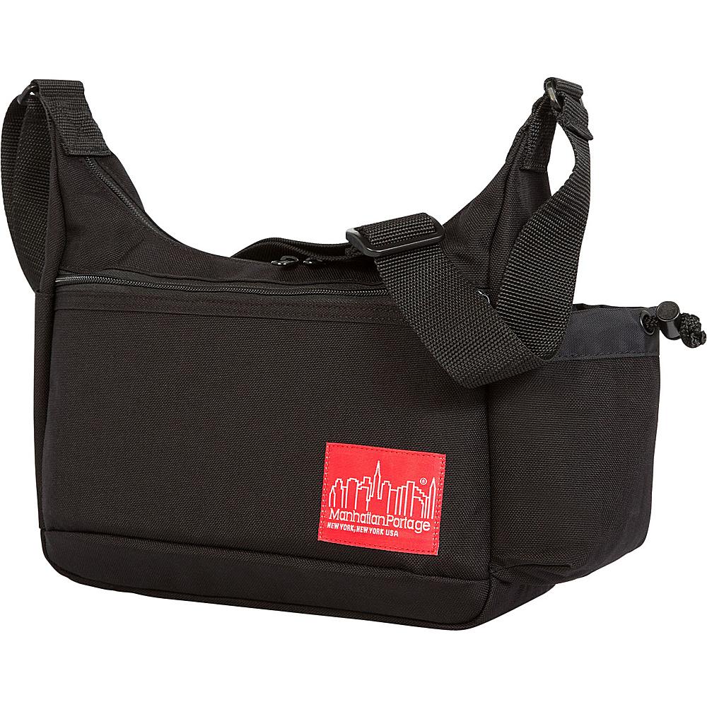 Manhattan Portage Clarkson Street Day Bag Black - Manhattan Portage Designer Handbags - Handbags, Designer Handbags