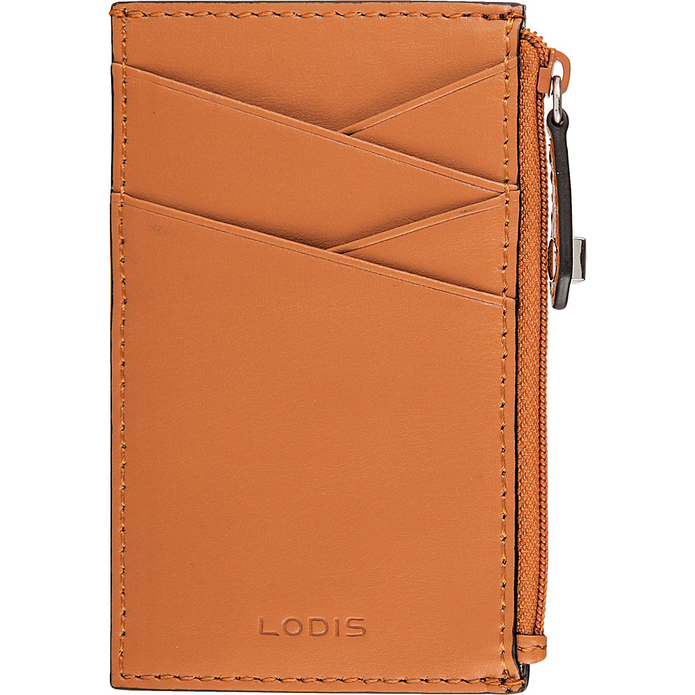 Lodis Silicon Valley RFID Ina Card Case Toffee/Taupe - Lodis Womens Wallets - Women's SLG, Women's Wallets