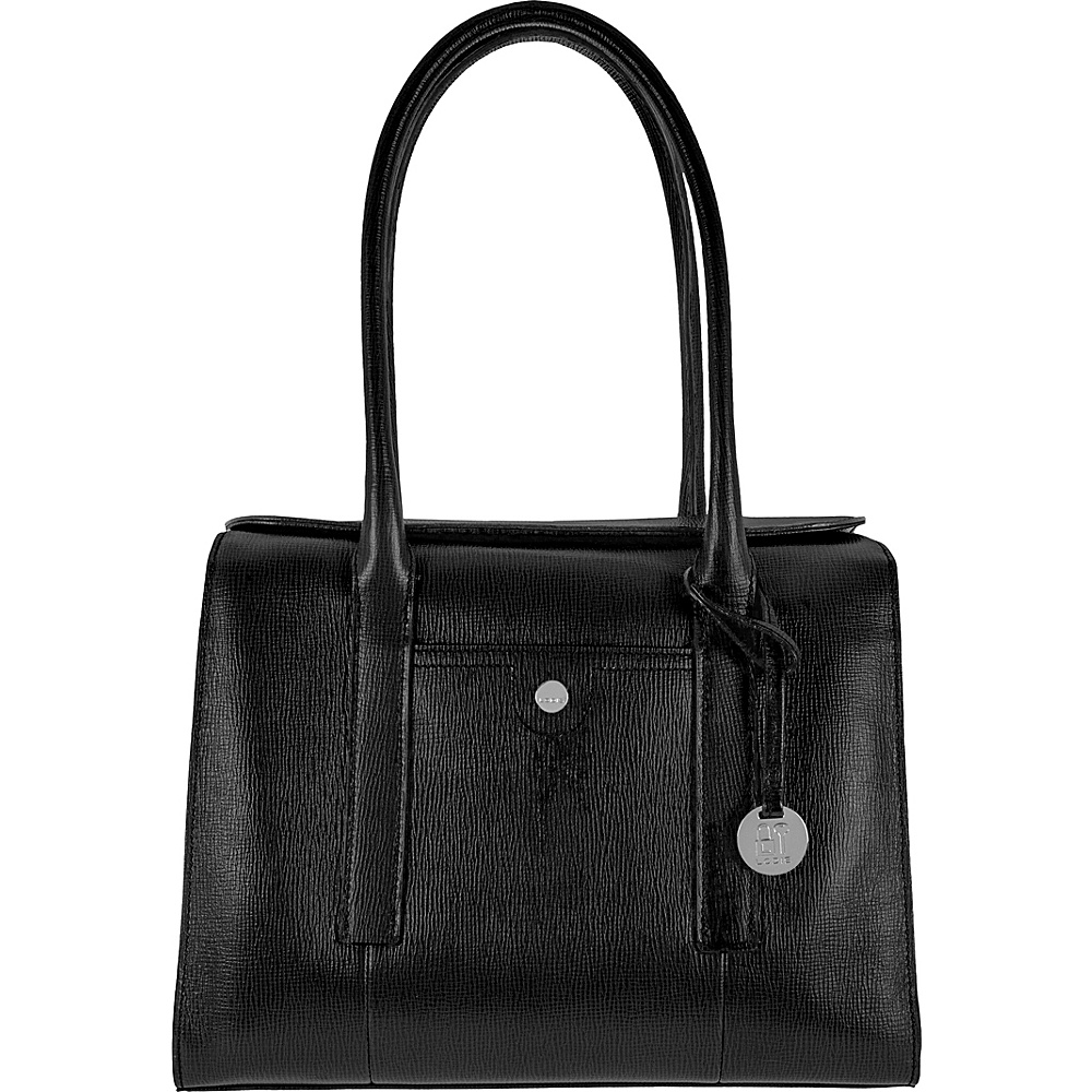 Lodis Business Chic RFID Paula Brief Black - Lodis Non-Wheeled Business Cases - Work Bags & Briefcases, Non-Wheeled Business Cases