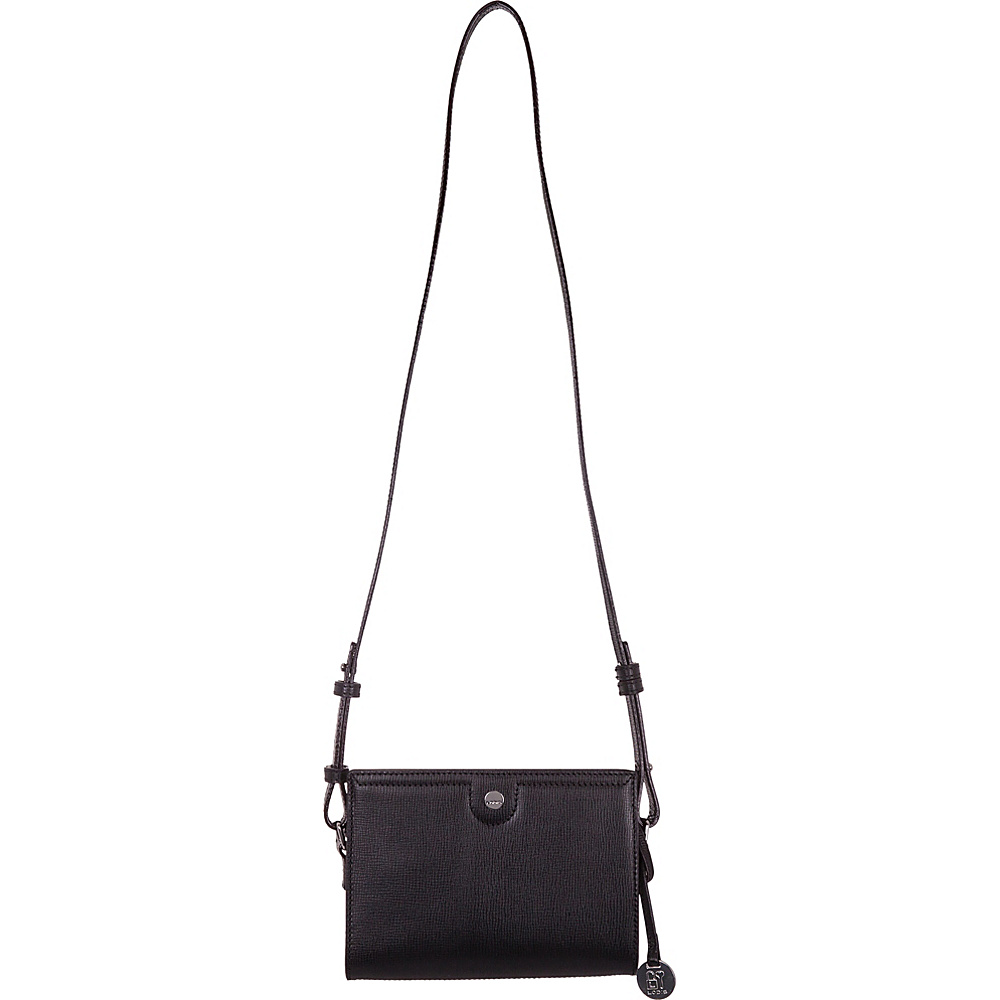 Lodis Business Chic RFID Pheobe Crossbody Black - Lodis Leather Handbags - Handbags, Leather Handbags