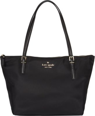 kate spade new york Watson Lane Maya Shoulder Bag Black - kate spade new york Designer Handbags