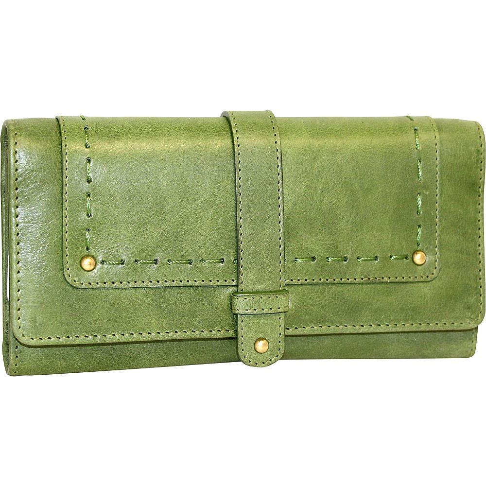 Nino Bossi Kloes Wallet Avocado - Nino Bossi Womens Wallets - Women's SLG, Women's Wallets