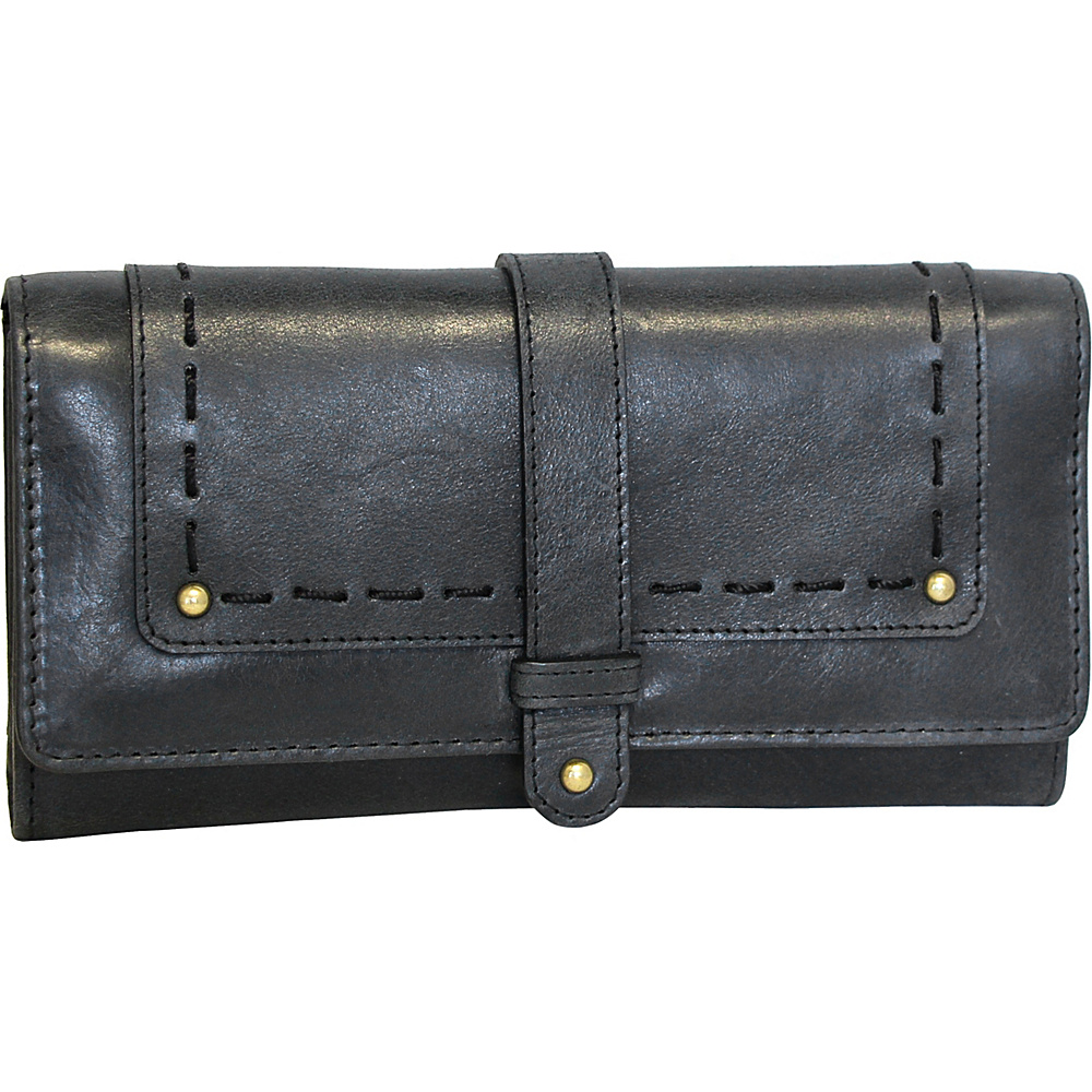 Nino Bossi Kloes Wallet Black - Nino Bossi Womens Wallets - Women's SLG, Women's Wallets