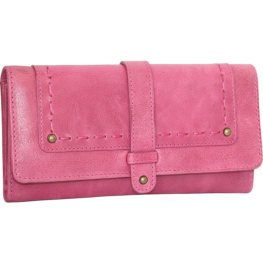 Nino Bossi Kloes Wallet Fuchsia - Nino Bossi Womens Wallets - Women's SLG, Women's Wallets