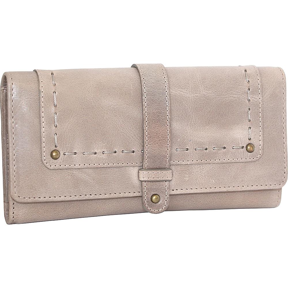 Nino Bossi Kloes Wallet Stone - Nino Bossi Womens Wallets - Women's SLG, Women's Wallets
