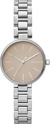 Skagen Signatur Watch Silver - Skagen Watches