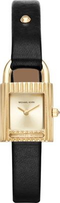 Michael Kors Watches Isadore Two-Hand Watch Black - Michael Kors Watches Watches