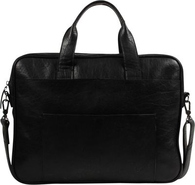 Still Nordic Champ Brief 1 Room Shoulder Bag Black - Still Nordic Designer Handbags