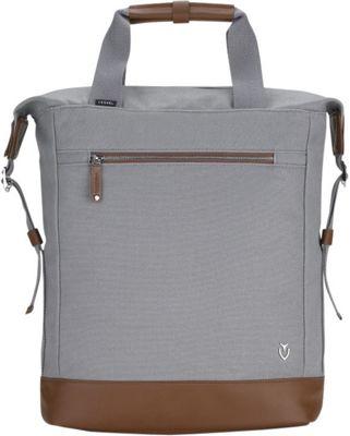 Vessel Refined Tote Backpack Slate - Vessel Laptop Backpacks