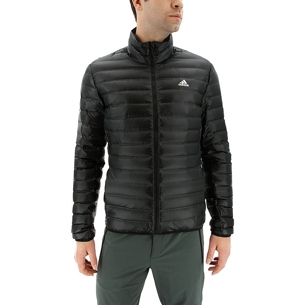 adidas outdoor Mens Varilite Jacket 2XL - Black - adidas outdoor Mens Apparel - Apparel & Footwear, Men's Apparel