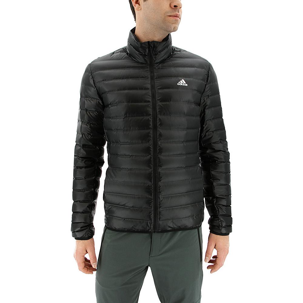 adidas outdoor Mens Varilite Jacket M - Black - adidas outdoor Mens Apparel - Apparel & Footwear, Men's Apparel