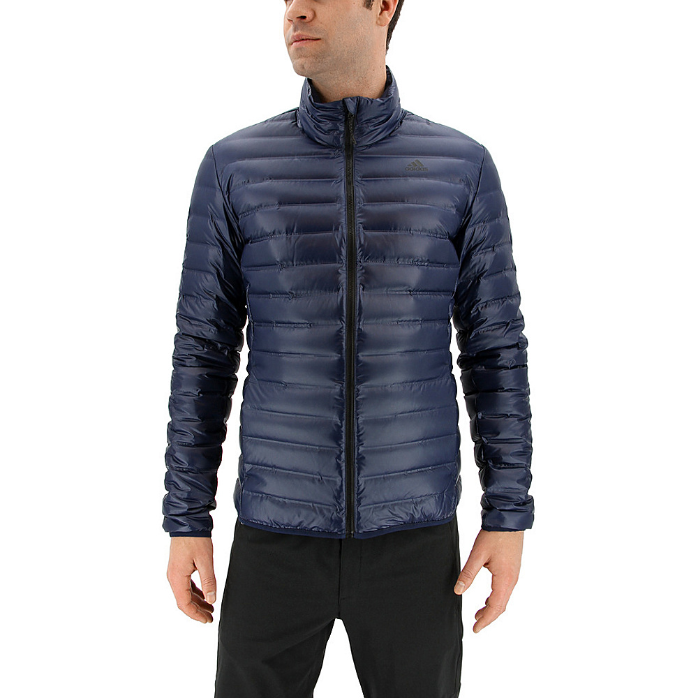 adidas outdoor Mens Varilite Jacket S - Collegiate Navy - adidas outdoor Mens Apparel - Apparel & Footwear, Men's Apparel