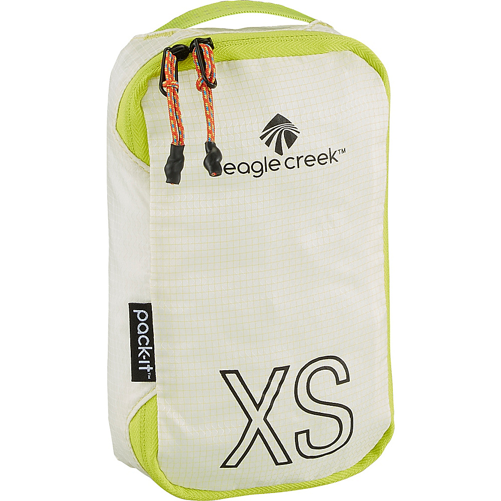 Eagle Creek Pack-It Specter Tech Cube XS White/Strobe - Eagle Creek Travel Organizers - Travel Accessories, Travel Organizers