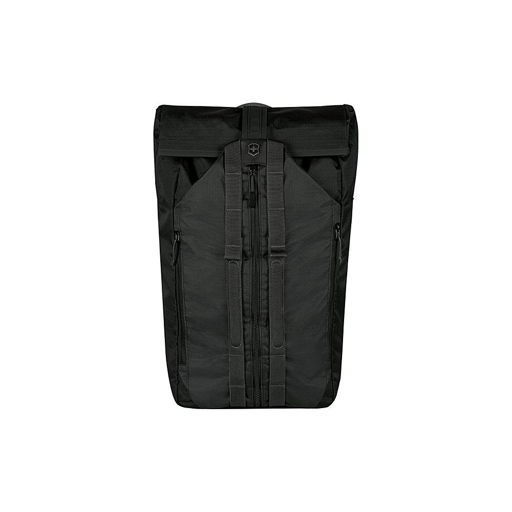 Victorinox Altmont Active Deluxe Duffel Laptop Backpack Black - Victorinox Laptop Backpacks