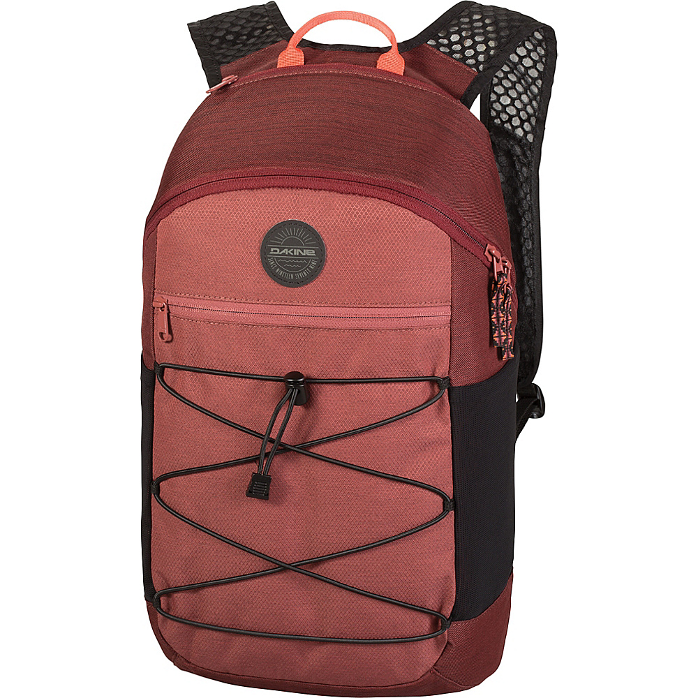 DAKINE Wonder Sport 18L Backpack Burtn Rose - DAKINE School & Day Hiking Backpacks - Backpacks, School & Day Hiking Backpacks
