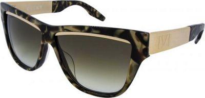 IVI Dusky Sunglasses Polished Tigers Eye - Brushed Gold - IVI Eyewear