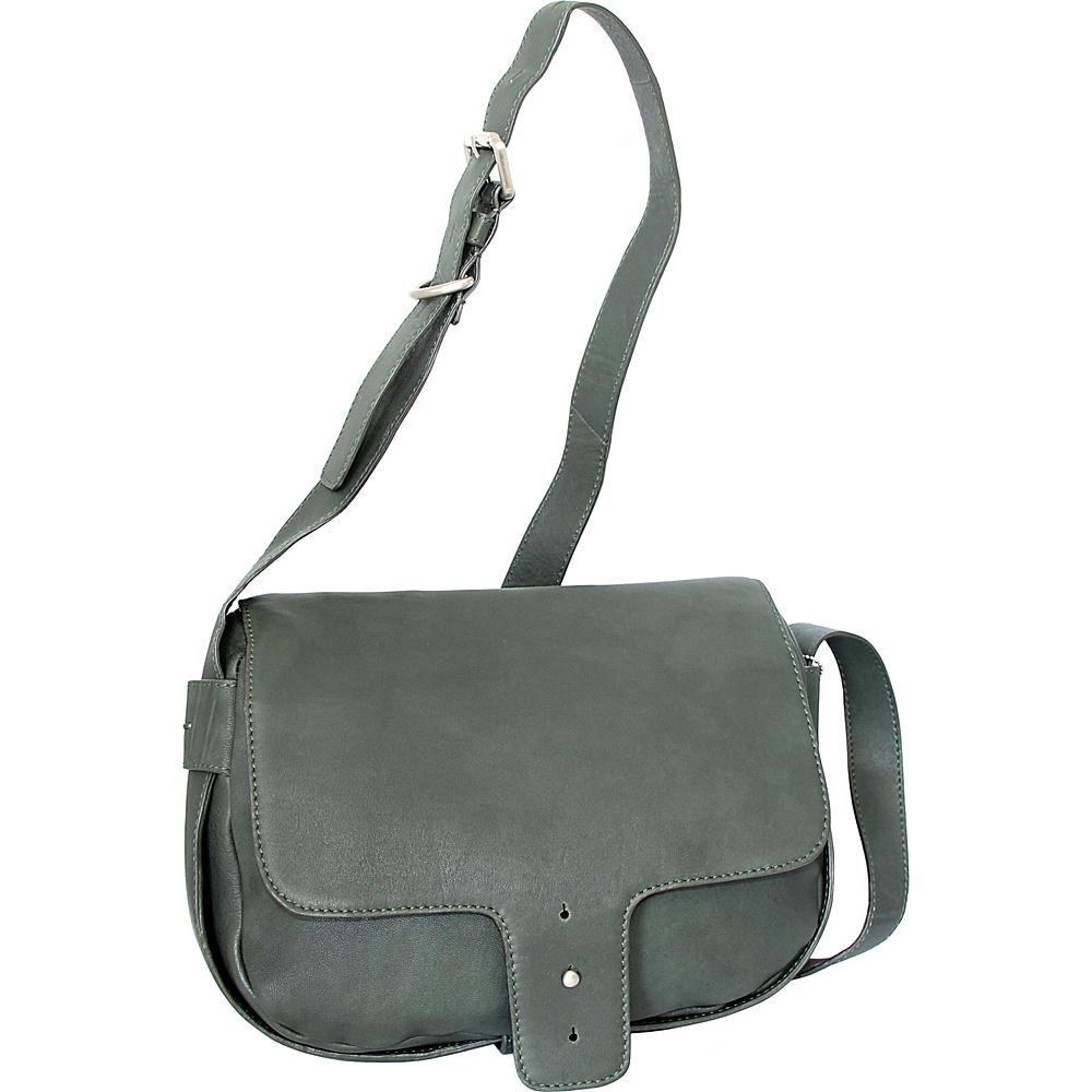 Nino Bossi Hanna Crossbody Moss - Nino Bossi Leather Handbags - Handbags, Leather Handbags