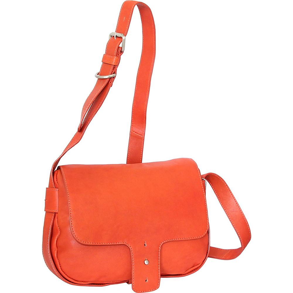 Nino Bossi Hanna Crossbody Sunset - Nino Bossi Leather Handbags - Handbags, Leather Handbags