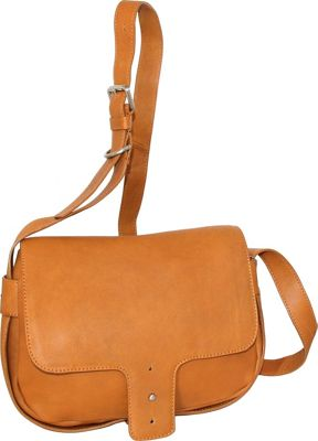 Nino Bossi Hanna Crossbody Cognac - Nino Bossi Leather Handbags