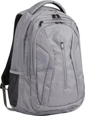 Weatherproof Trail Ridge 19 inch Laptop Backpack Dark Grey - Weatherproof Business & Laptop Backpacks