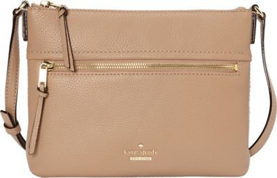 kate spade new york Jackson Street Gabriele Crossbody Hazel - kate spade new york Designer Handbags